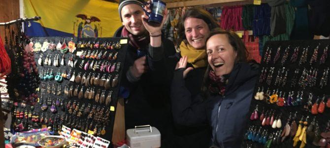 Aktionen im Dezember: Weihnachtsmarkt, Schulkonzert und Ecuadorvortrag